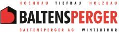 Baltensperger AG Hochbau Tiefbau Holzbau